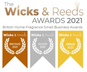Wicks and Reeds Home Fragrance Awards 2021