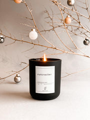 The Nutcracker Christmas Candle - 100% Soy Wax & Handpoured in Britain - www.wicksandreeds.com