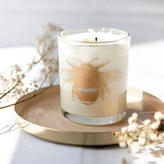 Honey Lily Large Candle Made With Essential Oils