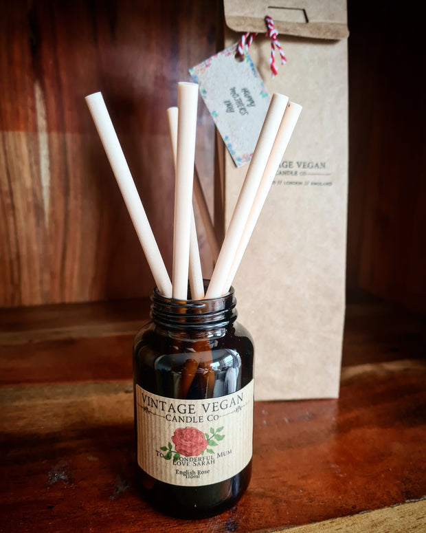 Personalised Reed Diffuser Gift Set