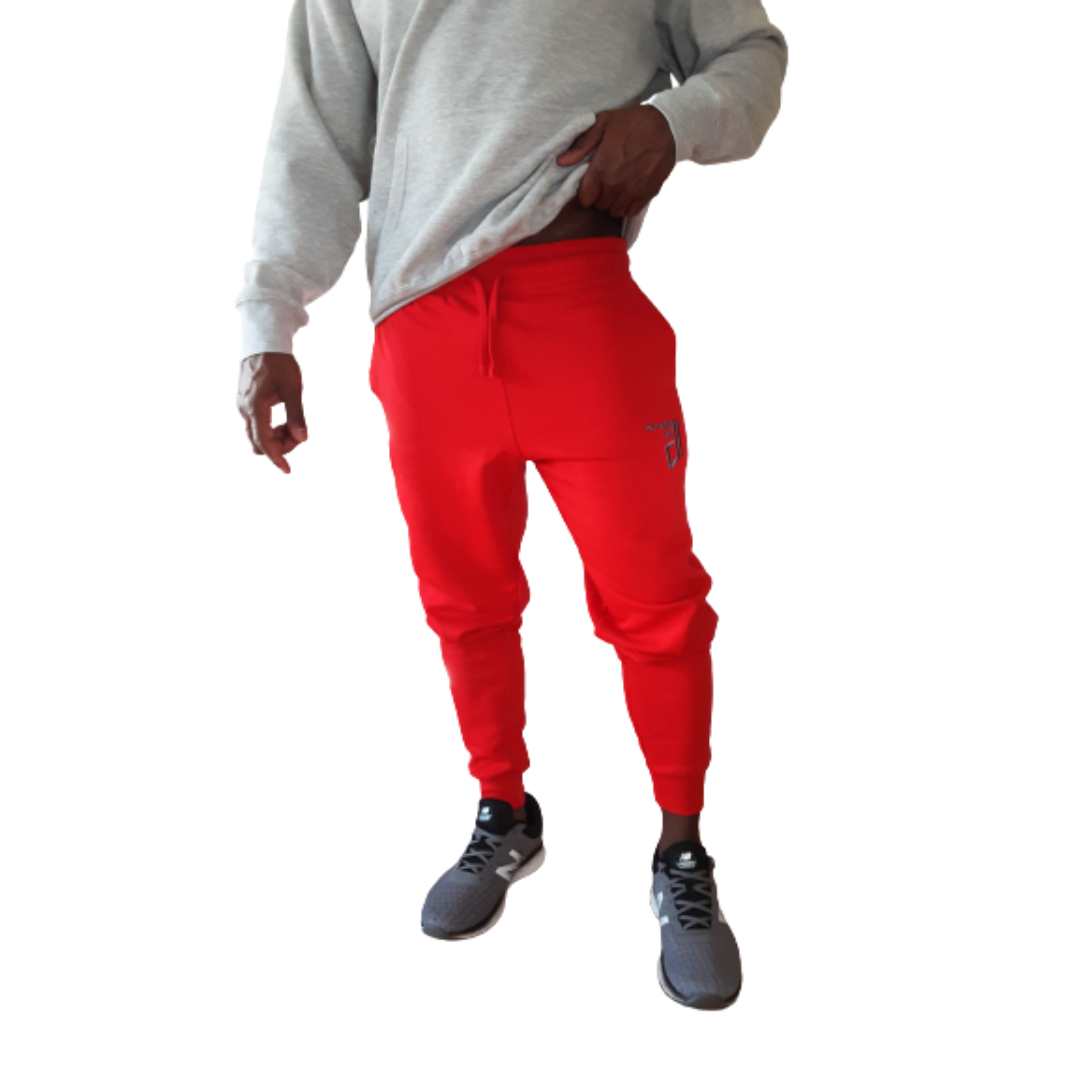 Future of D1 Classic Sweatpants in Red