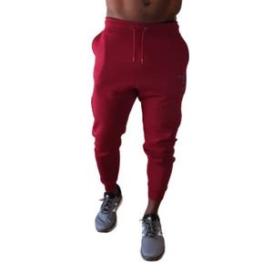 Future of D1 Athletic Joggers in Maroon