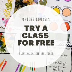 Try an online painting course for free