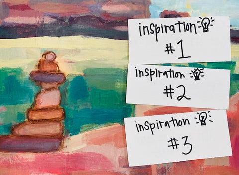 Finding Inspiration for your art