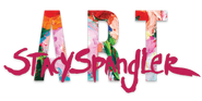 Stacy Spangler Art logo