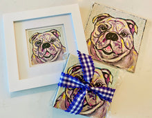 Load image into Gallery viewer, Bulldog Art
