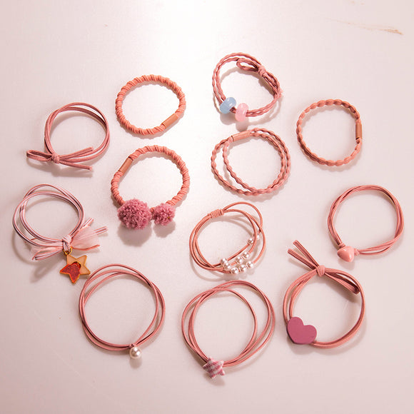 Korean Hair String Set