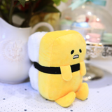 Gudetama Plush in 4 varieties
