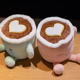 Lovely Coffee Cup Plush