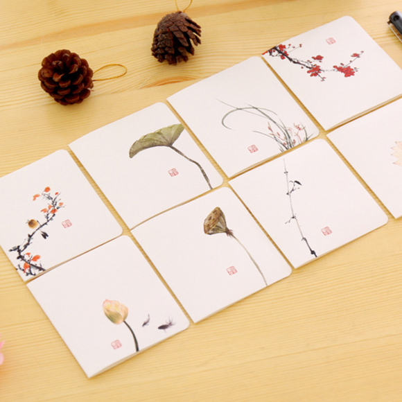 Chinese Style Greeting Card