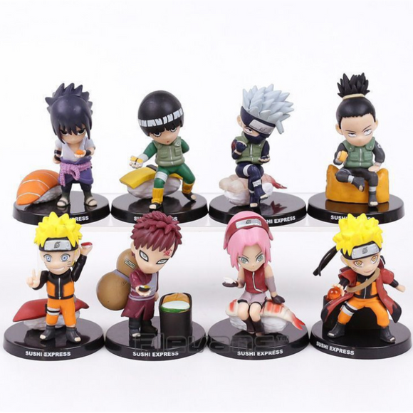 Naruto Sushi Blind Box