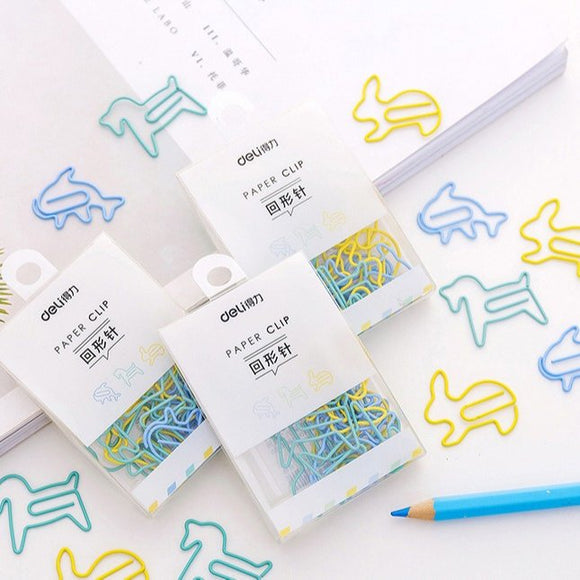 Animal Paper Clip Set