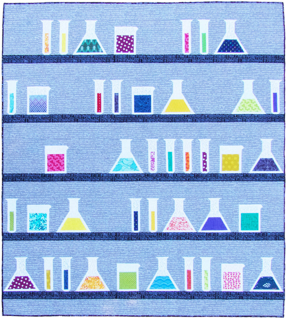 Science Quilt Patterns