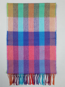 The Baldoyle Super Fine Merino Wool Scarf