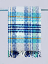 Load image into Gallery viewer, The Menlo Merino and Cashmere Throw