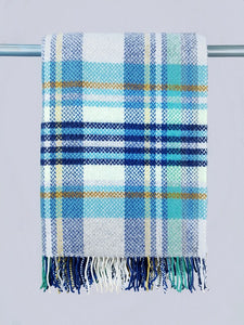 The Menlo Merino and Cashmere Throw