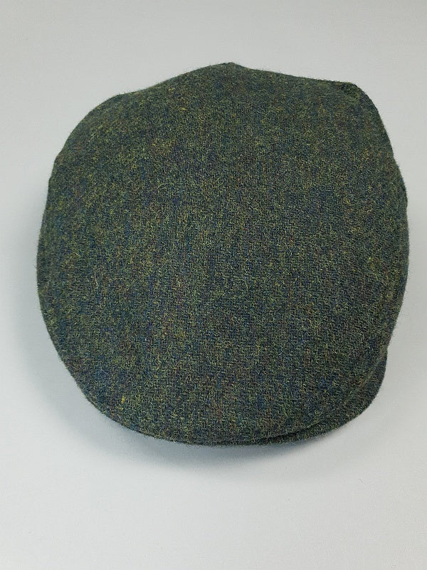 The Enfield Irish Tweed Flat Cap