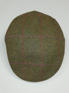 The Harvey Irish Tweed Flat Cap