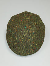 Load image into Gallery viewer, The Dungarvan Irish Tweed Flat Cap
