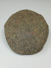 Load image into Gallery viewer, The Bunbeg Irish Tweed Flat Cap