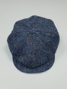 The Carper Irish Tweed 8 Piece Hat