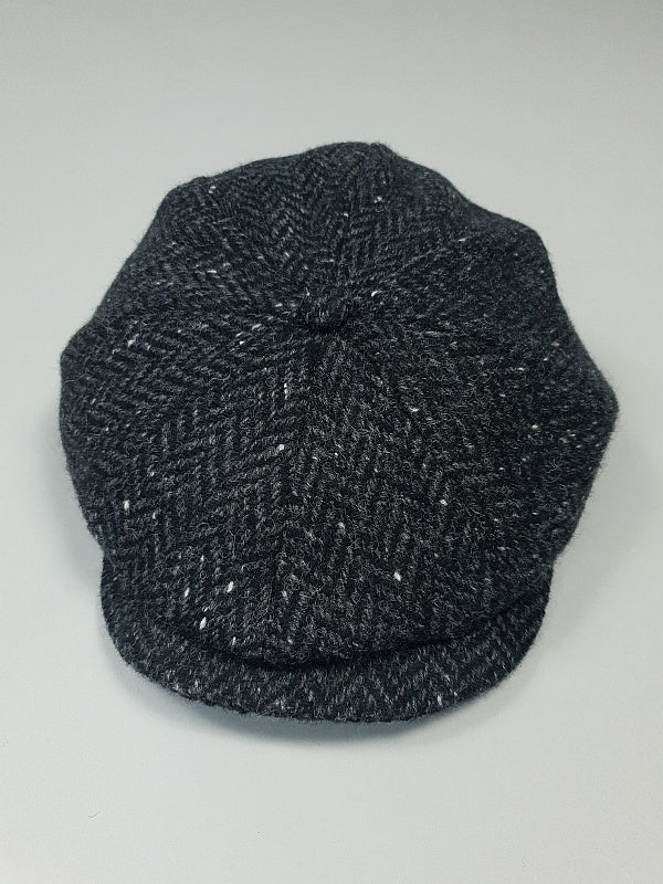 The Ashley Irish Tweed 8 Piece Hat