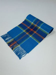 The Glenfarne Super Fine Merino Wool Scarf