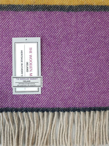 The Swinford Long Lambswool Scarf