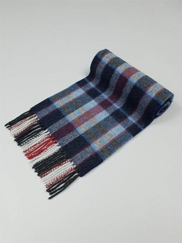 The Galmoy Long Lambswool Scarf