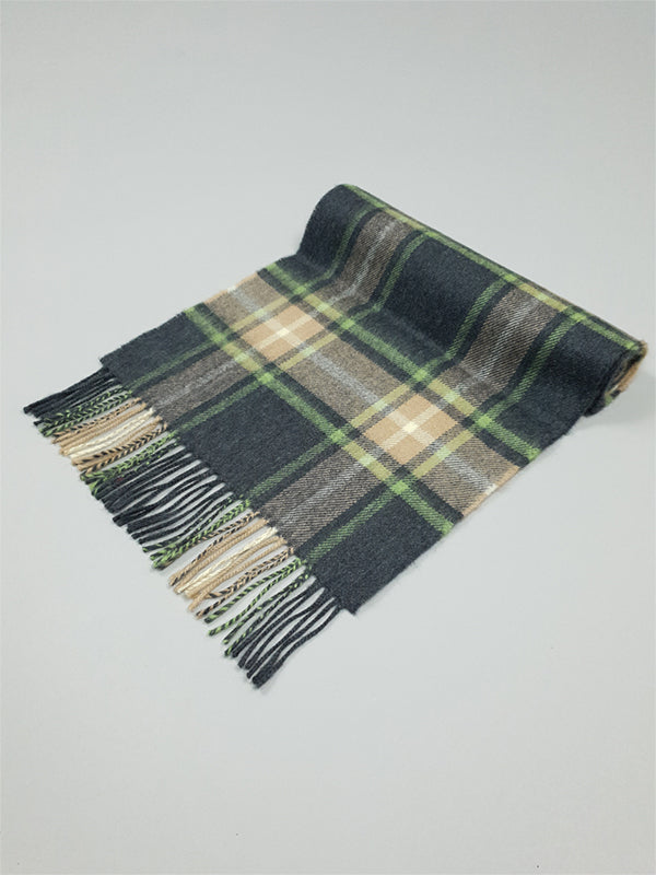 The Garryspillane Super Fine Merino Wool Scarf