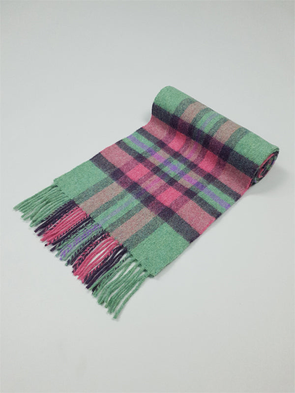 The Inagh Long Lambswool Scarf