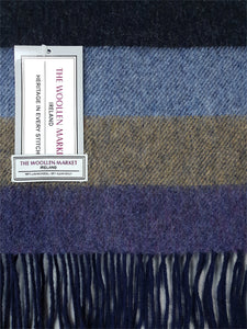The Jamestown Long Lambswool Scarf