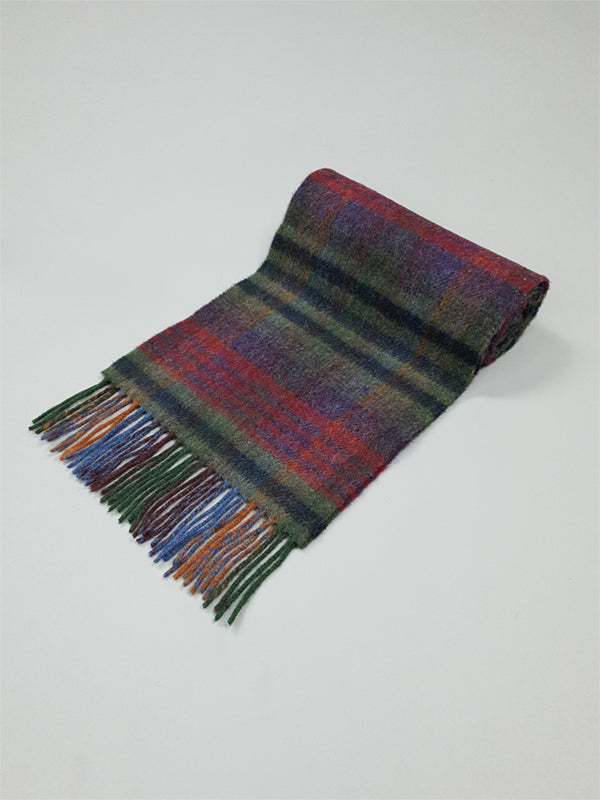 The Laragh Long Lambswool Scarf