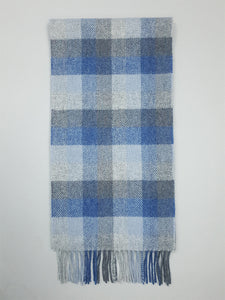 The Newcastle Long Lambswool Scarf