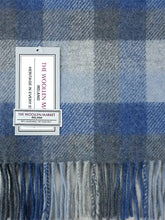 Load image into Gallery viewer, The Newcastle Long Lambswool Scarf