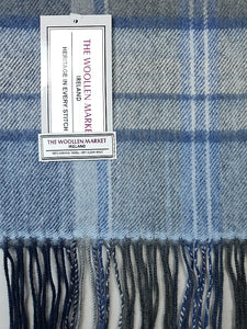 The Banagher Super Fine Merino Wool Scarf