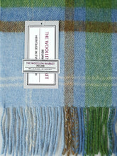 Load image into Gallery viewer, The Kiltartan Wide Lambswool Scarf
