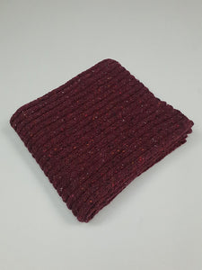 The Dulleek Ribbed Scarf