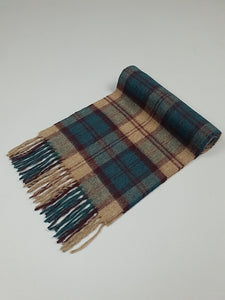 The Bunacurry Fine Lambswool Scarf