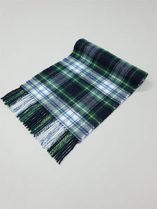The Balla Wide Lambswool Scarf