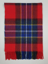 Load image into Gallery viewer, The Schull Wide Lambswool Scarf Wrap