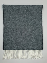 Load image into Gallery viewer, The Neale Wide Lambswool Scarf