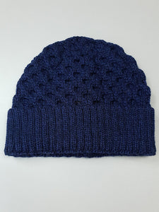 The Inis Oir Aran Knit Beanie Hat
