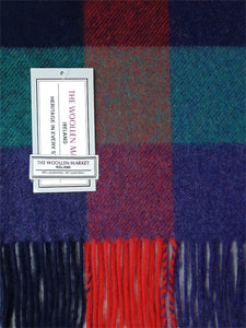The Clonsilla Wide Lambswool Scarf