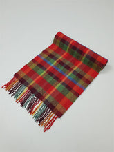 Load image into Gallery viewer, The Daingean Wide Lambswool Scarf