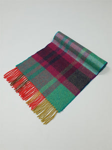 The Douglas Wide Lambswool Scarf