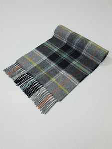 The Ferbane Wide Lambswool Scarf