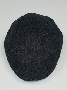 The Knoxbridge Tweed Flat Cap