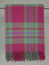 Load image into Gallery viewer, The Glenties Lambswool Throw