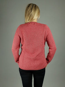 The Lahinch Jersey Cable Sweater